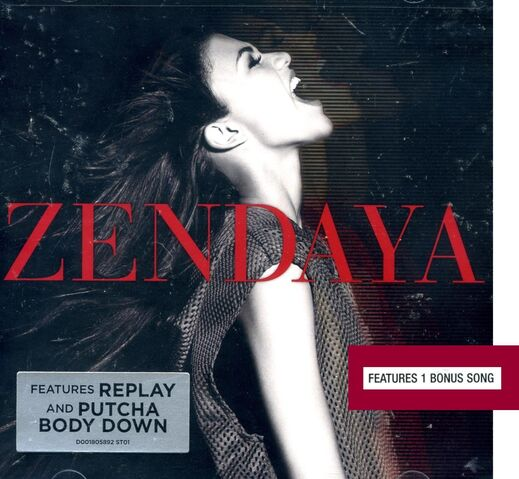 File:Zendaya Album (Front).jpg