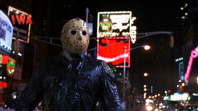 Jason takes manhattan
