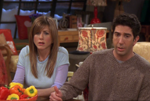 Ross and Rachel (10x10)