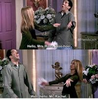 Mr & Mrs Geller