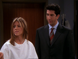 Ross and Rachel (8x13)