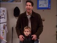 Ben and ross gellar