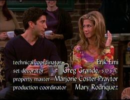 Ross and Rachel - Ultinate Universe