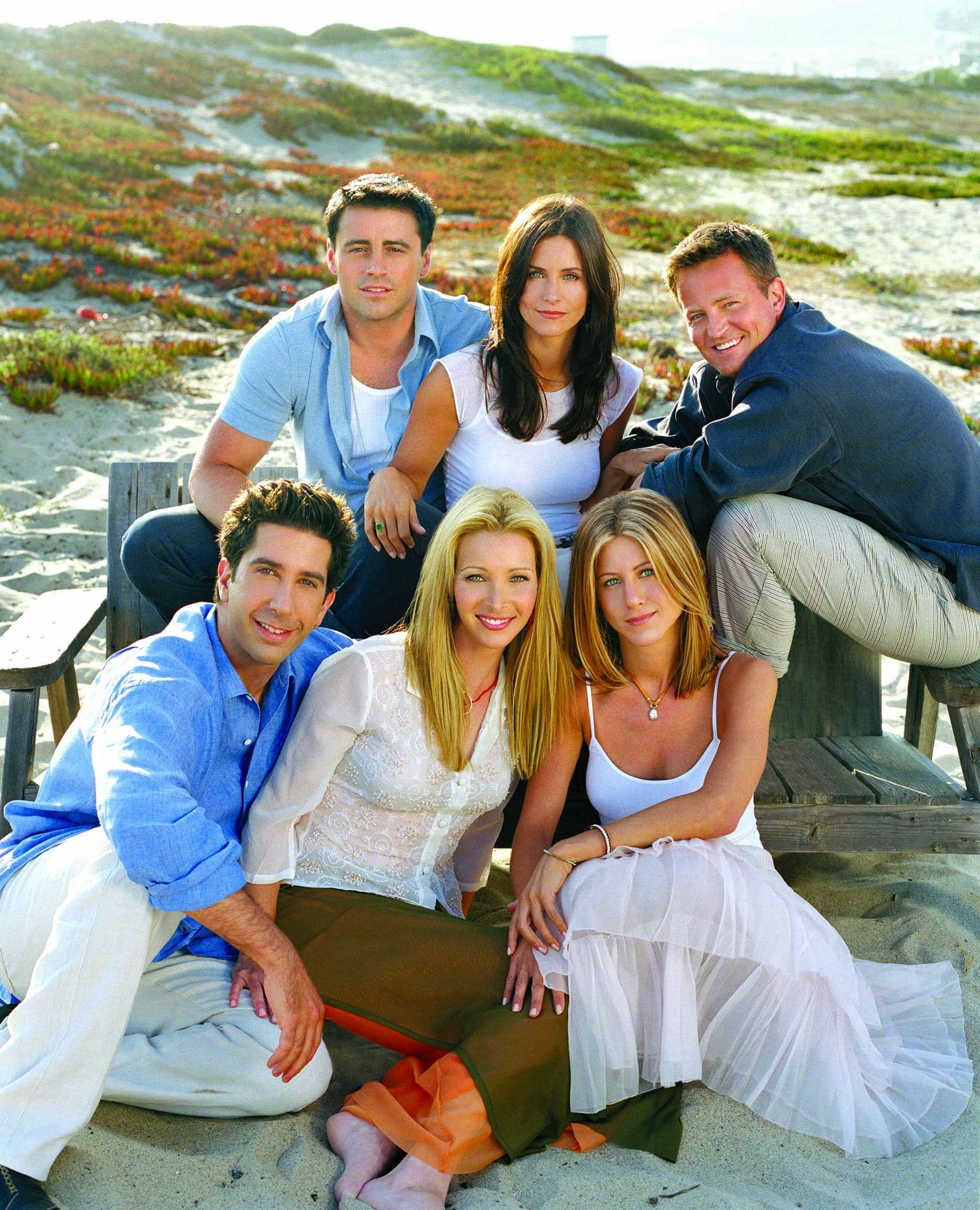 Friends Season 8 Television Front Cover id23526 | Covers Resource