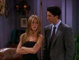 Rachel and Ross-7x01