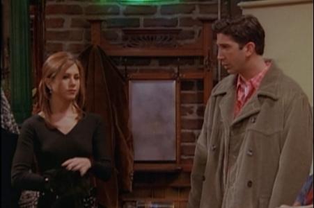 Rachel and Ross (3x17)
