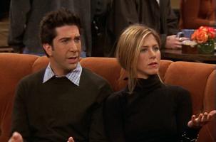 Ross & Rachel (10x04)