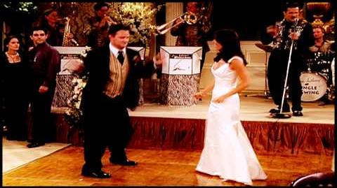My life would suck without you chandler&monica