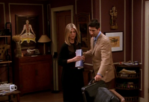 Rachel & Ross (8x03)