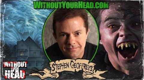 Stephen Geoffreys Evil Ed of Fright Night Without Your Head Interview
