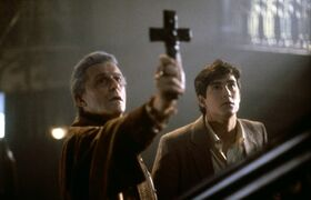 Fright Night Roddy McDowall William Ragsdale