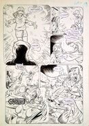 Fright Night the Comic Series Art Neil Vokes 10 P17
