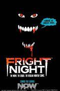 Fright Night The Comic Series Evil Ed Ad
