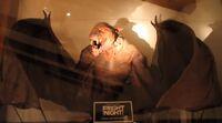 Fright Night 1985 Tom Holland's Jerry Dandrige Bat