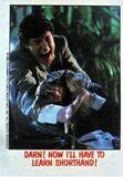 Topps Fright Flicks 10 Fright Night William Ragsdale
