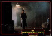 Fright Night 1985 German Lobby Card 15 Chris Sarandon