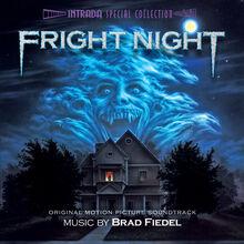 Fright Night 1985 Intrada CD