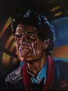 Fright Night Jerry Dandrige by Joseph Thompson