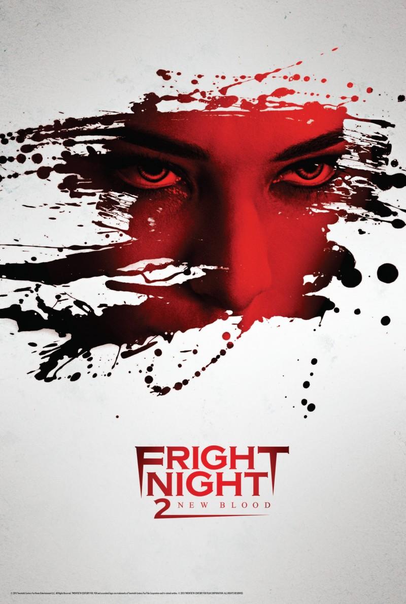 Risultati immagini per fright night 2 new blood poster
