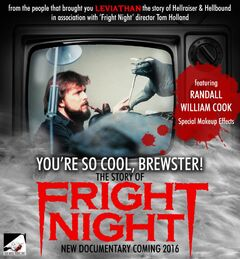You're So Cool Brewster The Story of Fright Night - Randy Cook