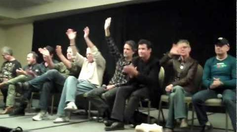 Fright Night - Panel Discussion With Actors And Crew Memebers At Monsterpalooza 2012!