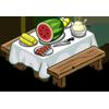 Melon Table-icon