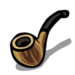 Snowman Pipe-icon