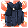 Share Need Rodeo Vest-icon