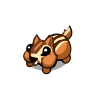 Brown Chipmunk-icon