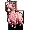 Pink Alpaca-icon