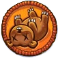 Varmint Badge-icon