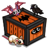 Halloween Mystery Animal Crate-icon