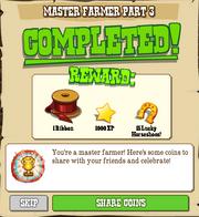 Master Farmer 3 Complete