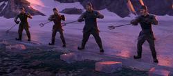 Ice harvesters
