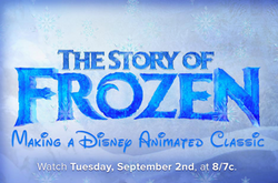 Story of Frozen