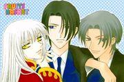 Mabudachi trio(ASH)