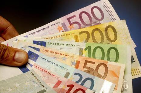Fichier:Billet euro.jpg