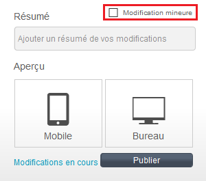 Fichier:Modification mineure.png