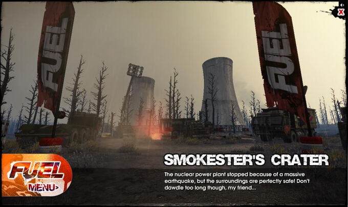 Smokester's Crater