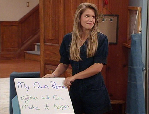 Take My Sister, Please | Full House | FANDOM powered by Wikia