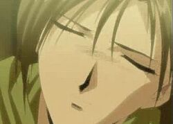 Tendo dying close eyes