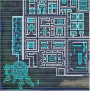 Orchid Bay Map