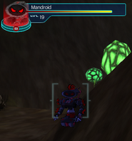 Mandroid enemy level 19