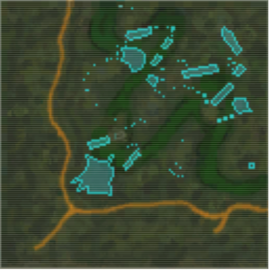 Really Twisted Forest Map