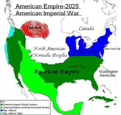 American Empire 2025