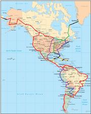 Pans American Highway