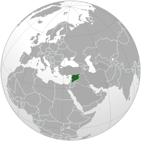 File:Syrian Civil War - map.png