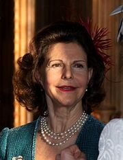Silvia of Sweden