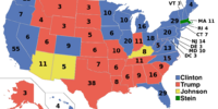 United States Presidential Election, 2016 (Gaming with Adam's World)