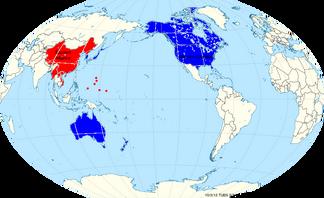 Chinese-American war 2018